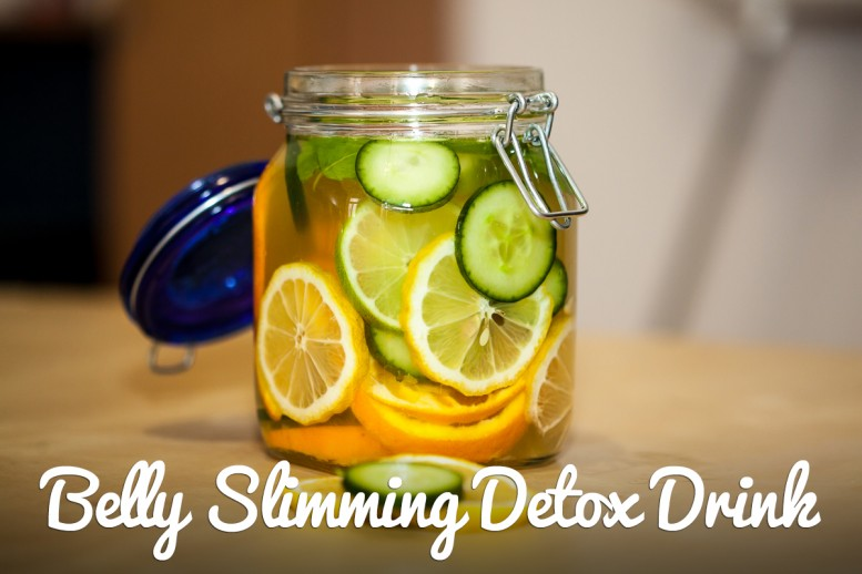 Belly Slimming Detox Drink